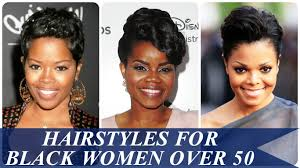 Hairstyles For Black Women Over