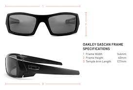 Oakley Lens Size Chart Oakley Gascan Vs Fuel Cell Revant Blog Revant Optics