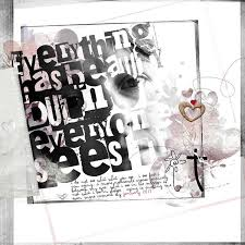 art cover page ideas 5 ideas for using digital word art for scrapbook page titles