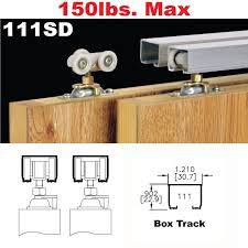 bypass door hardware. 111SD Sliding Bypass Door Hardware