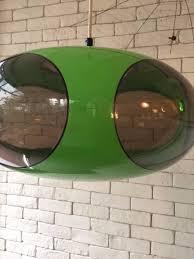 Vintage Luigi Colani Ufo Space Age Lamp 1970s Ebay