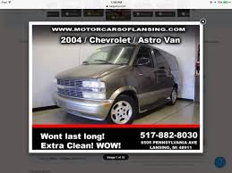 Car Shipping Rates & Services | Chevrolet Astro