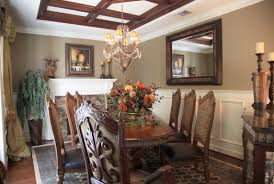 Ideas For Painting Wainscoting Paint Ideas For Dining Room With Wainscoting Home Design Inspiration