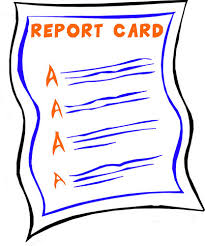 Report Cards For Students And For Tis