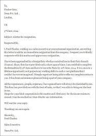 resignation letter template to hr resignation letter sample word format format for resignation letter