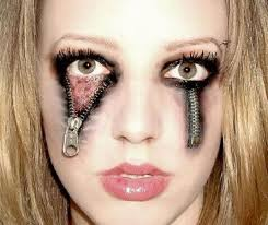 makeup and skin with how to do cool makeup with cool costume picture