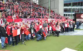 Ehrung der Fanclub-Jubilare 2017 - FCK DE