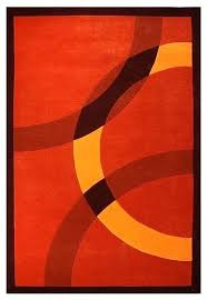 modern orange area rug resources circles hand tufted wool rug orange and red circles hand tufted wool rug orange and red contemporary modern orange area