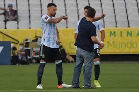 Arjantin, Brezilya'yı FIFA'ya şikayet ediyor
