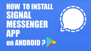 How to Install Signal Messenger App on Android (Far better than Whatsapp) -  YouTube