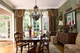 Curtains Dining Room Ideas Windows  Curtains - Dining room curtain designs