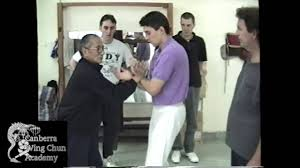 Ip Ching and Ip Chun doing Chi Sau, Wan Kam Leung Allan Graham Wing Chun  Kung Fu - YouTube