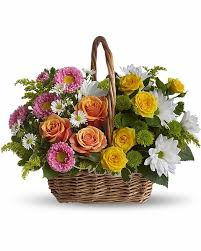 sweet tranquility basket sweet tranquility basket send flowers to