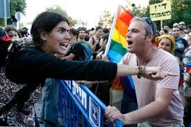 Gay pride jerusalem 2007