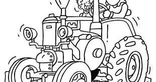 Tractor Tom Kleurplaat Kleurplaten Pinterest Tractor Simple Home