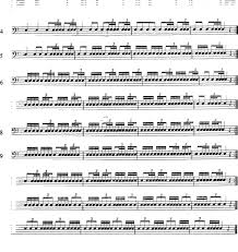 Snare Drum Rudiments Pdf