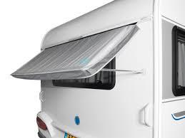 Bo Camp Fenstermarkise 180 X 75 Cm Grau Wohnwagen Sonnendächer