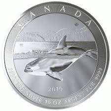 Silver Coin Weight Chart Silver Orca Coin 10 Ounce Lear Capitals Exclusive Coin