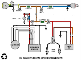xs simple wiring harness xs wiring diagrams online