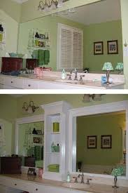 mirror bathroom best 25 diy vanity mirror ideas on pinterest mirror vanity diy