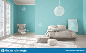Modern Turquoise Bedroom Design Colored Modern Turquoise And Beige Bedroom With Wooden
