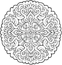Coloring Pages Mandala Best Of Abstract Printable Coloring Pages And