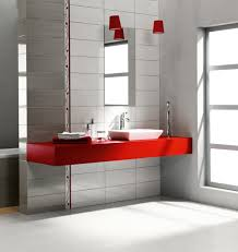 ... Incredible Ideas Red Grey Bathroom Tiles For The 61 Images That You  Will Impress ...