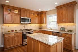 Natural Oak Cabinets Google Search Interiors Natural Oak Kitchen