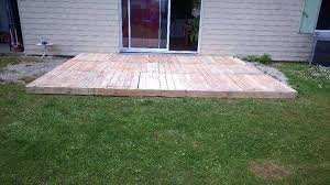 pallet projects deck. whole pallet boards home deck flooring projects