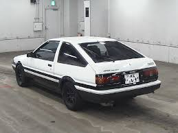 Japanese Car Auction Find: Toyota AE86 - The Drifter's Dream ...