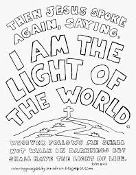 Salt And Light Poster Coloring Book Coloring Book Salt And Light Page For Kids