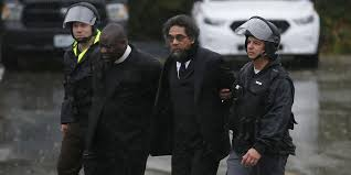 ferguson is everywhere open source christopher lydon cornel west s view from ferguson