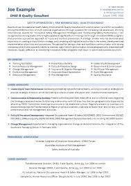 Australian Resume Format Sample Resume Templates Australian Resume Resume Samples