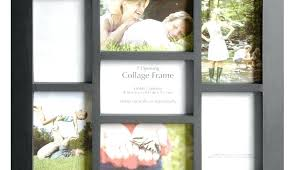 7 opening picture frame 4x6 black target for and multi frames wall delightful distressed standing collage