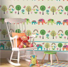 A Bright & Colourful Nursery ...