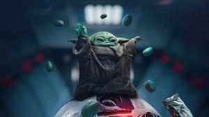 2048x2048 Baby Yoda The Mandalorian ...