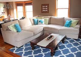 living room blue rugs63 rugs