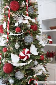 Big Candy Cane Decorations Our Christmas Tree The Sunny Side Up Blog 16