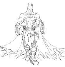 Batman Arkham Knight Coloring Pages_374429 Jpg 1264 1309