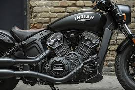 breaking news indian motorcycle 2018 scout bobber blacked out