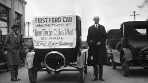 Henry Ford's influence in Minnesota | MPR News