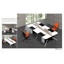 top quality office desk workstation. High Quality Durable Wooden Office Workstation 4 Seats Desk (FS-OD5101-4) Top C