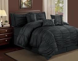design black bedding sets full