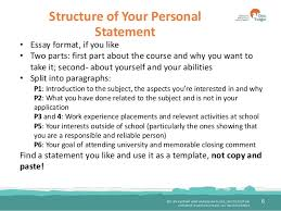 Personal Statement For A Scholarship   Best Writing Service SlideShare