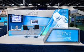 Booth Design Group Inc Varian Medical Systems Aans 2014 San Francisco Ca