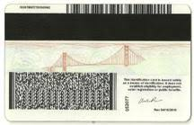 - Barcode Fake Scannable Reader Id Magstrip Card
