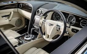 flying spur interior. bentley flying spur v8 interior