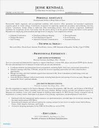 Sample Resume For Fresh Graduate Of Business Administration Valid