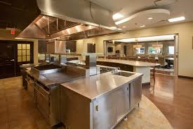 Commercial Kitchen Cleaning With Chipotle Kitchen Equipment Also Hotel