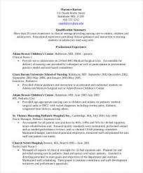 Nursing Student Resume Sample Student Nurse Resume Samples Kadil Carpentersdaughter Co